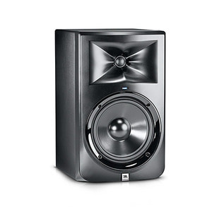 "JBL LSR-308 (1통) 8"" Two-Way Powered  Studio Monitor"